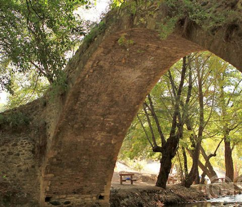 Tzielefos Bridge - Cyprus