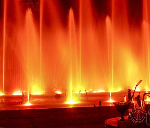 Magic Dancing Water - Protaras - Cyprus