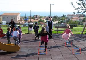 open air play