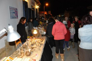 Christmass fair in Pyla