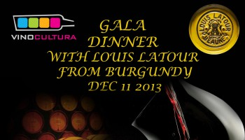 Louis Latour- Gala Dinner