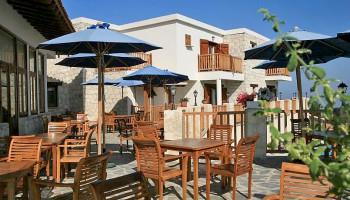Веранда отеля Paradisos Hills