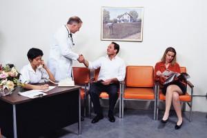 Доктор на Кипре
