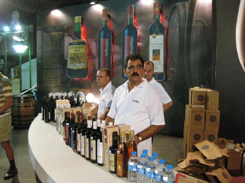 Презентация кипрских вин