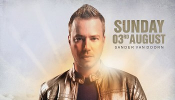 Sander Van Doorn в Guaba Beach Bar