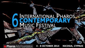 6-й международный фестиваль современной музыки Pharos