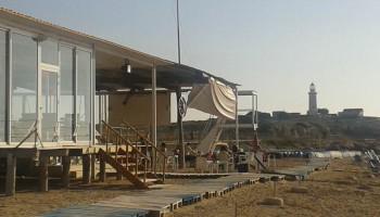 Пляжи Пафоса будут очищены