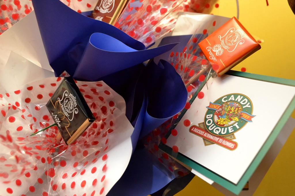 Магазин Candy Bouquet: вкусная альтернатива цветам