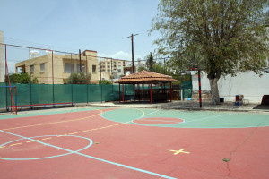 Школа-пансион Американской Академии на Кипре