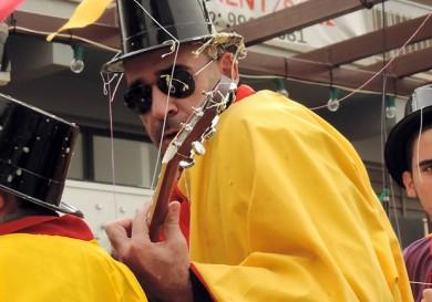 Вечер карнавальных песен и серенад в Лимассоле