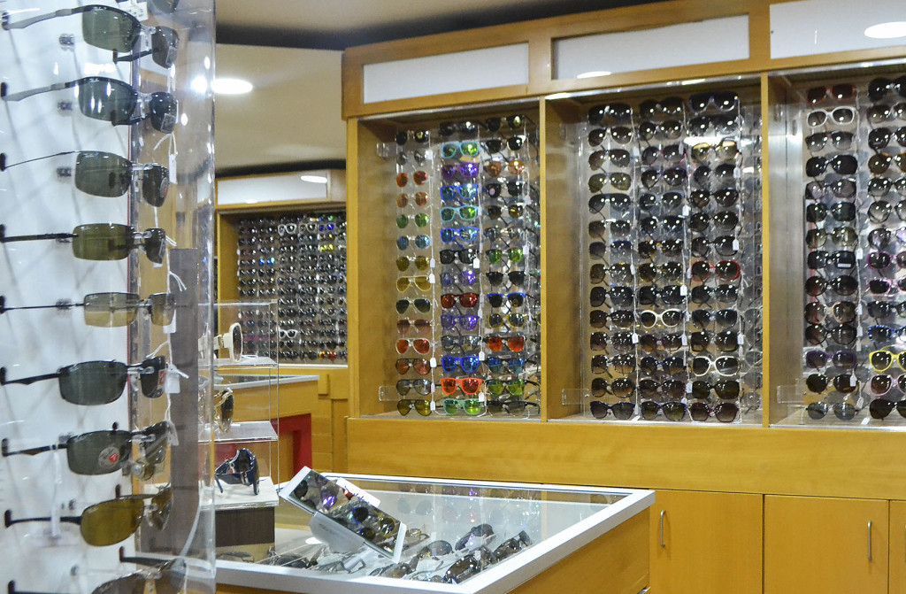 N & C Theocharides Opticals