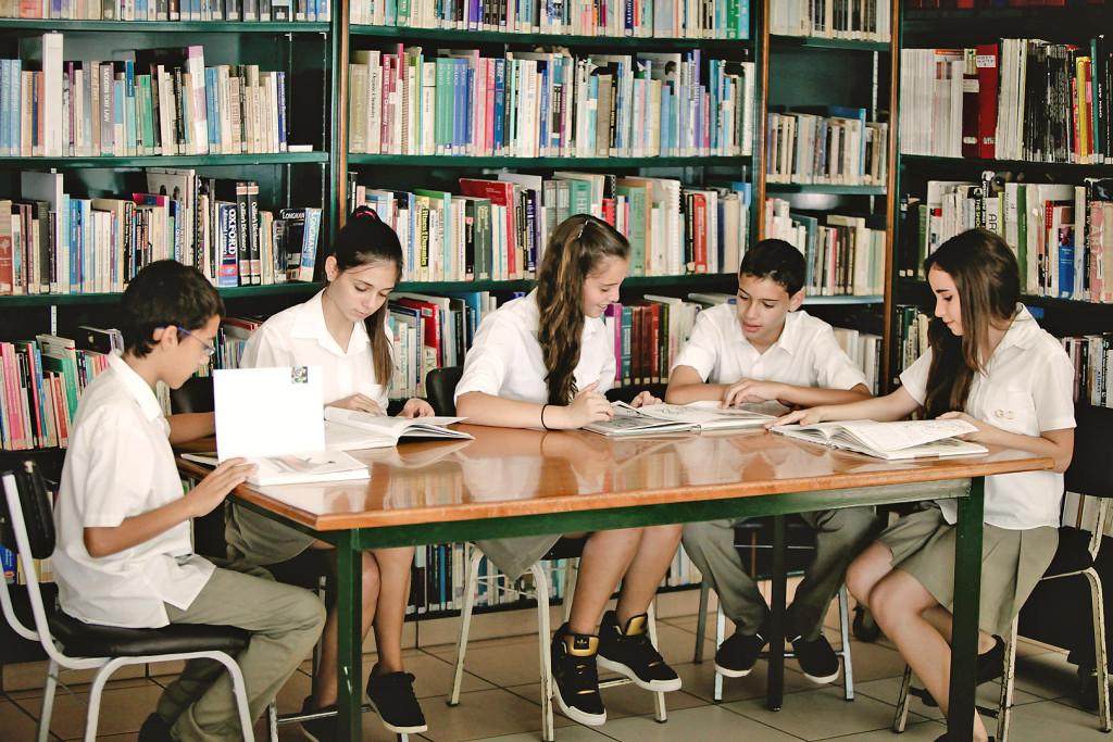 Library in Тhе Grammar School