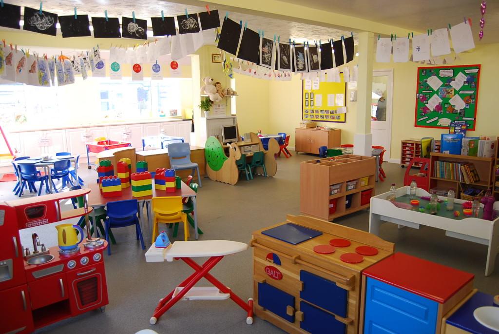 Детский сад на Кипре