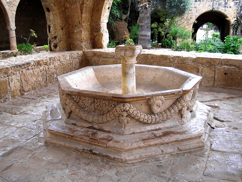 16th century fountain