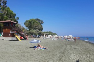 Dasoudi Beach in Limassol