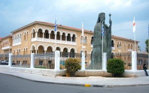 the Archbishop's palace