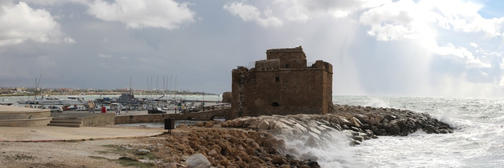 Старый порт в Пафосе