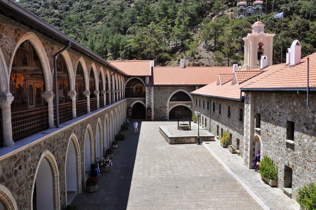Kikkos monastery