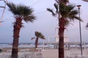 Larnaca in December