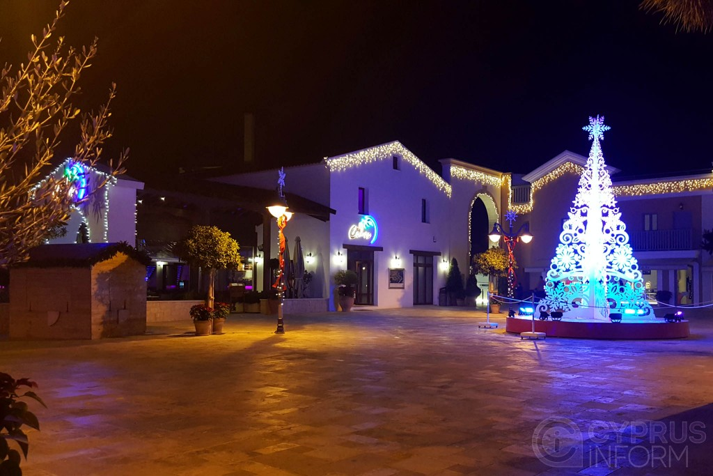 Limassol in December