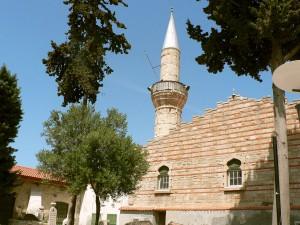 The Kebir-Jami Mosque