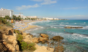 Protaras' beaches