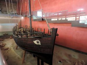 Копия древнегреческого судна «Киринея-Элефтерия»