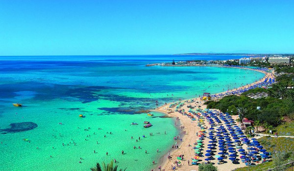 amazing beaches in Cyprus