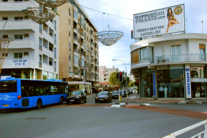 streets in Larnaca