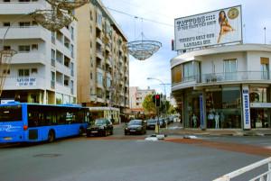 streets in Larnaca