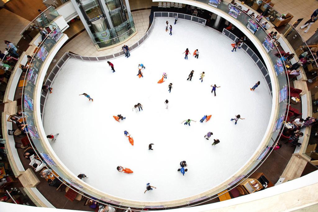 Skating ring Onice.gr