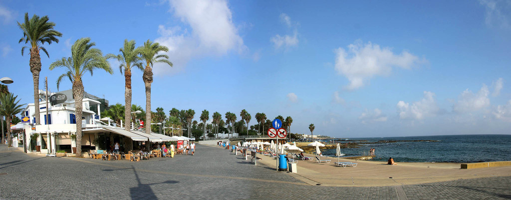 Pafos' Panorama in May