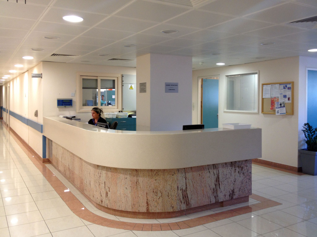 Private hospital Ygia Polyclinic