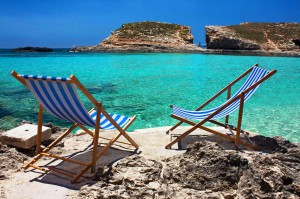 beautiful landscapes for relaxing by the sea