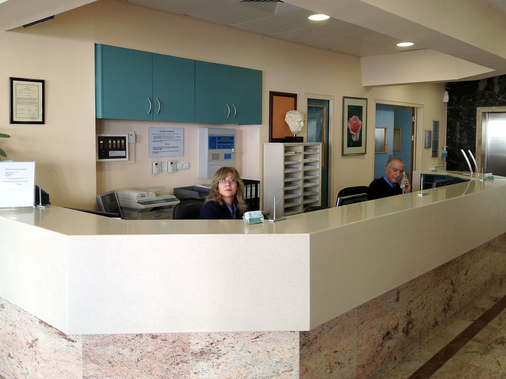 Private hospital Ygia Polyclinic