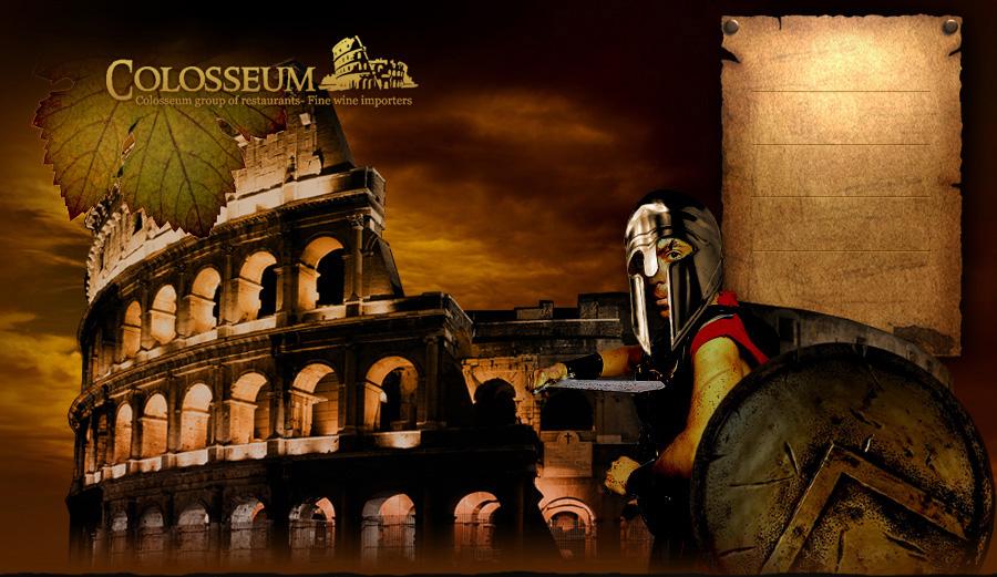Colosseum logo