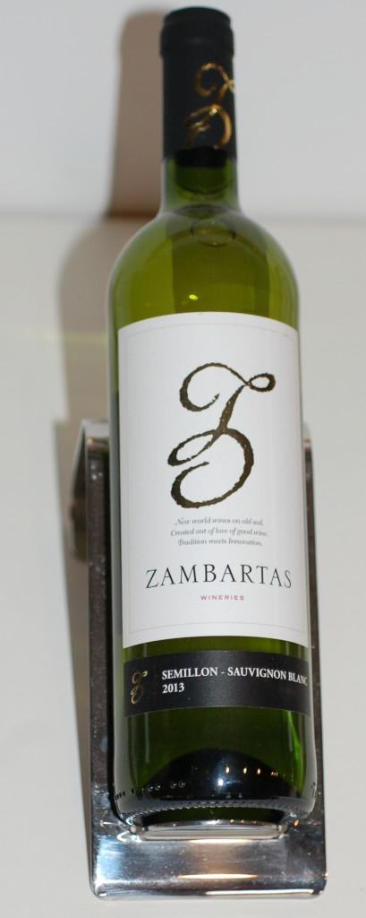 Винодельня Zambartas