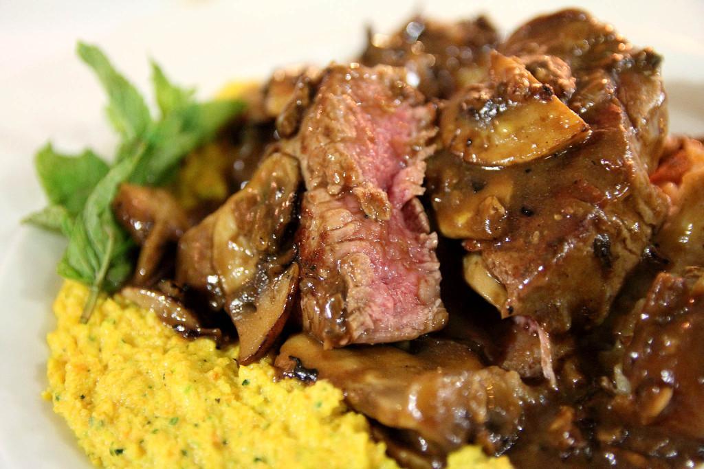 Steak Filetto al Barolo