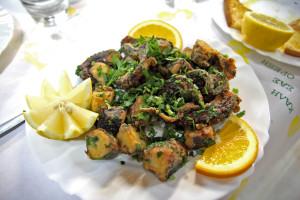 Gold Lemon Octopus