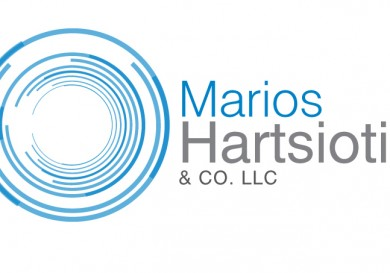 Hartsiotis and Excellentio firms logo