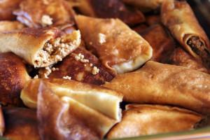 Блинчики в кафе домашней грузинской кухни Julietta Sweets