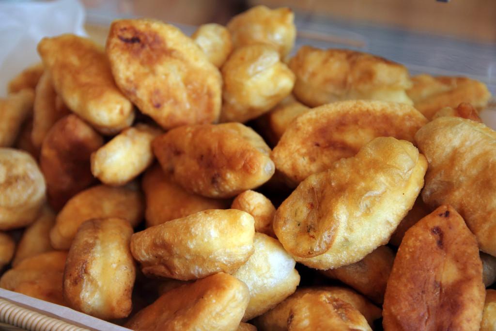 Пирожки в кафе домашней грузинской кухни Julietta Sweets