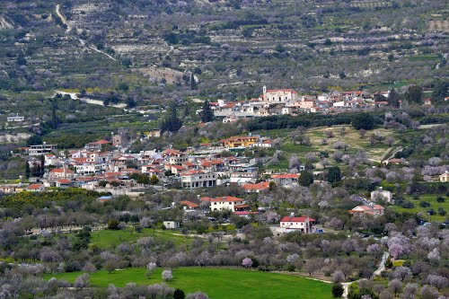 Деревня Лимнатис