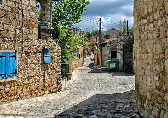 Деревня Лофу