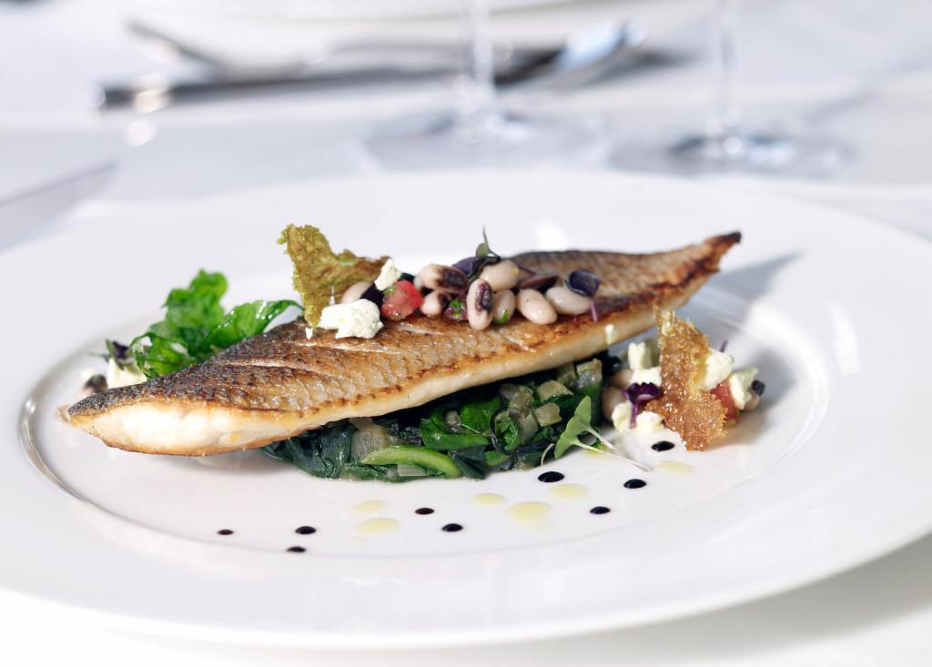 Рыба в Minthis Hills Clubhouse