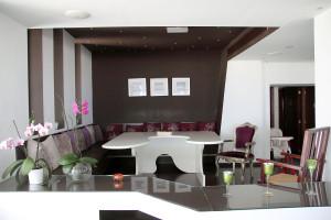 Interior Muse café