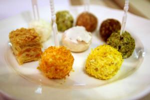 Сырные шарики в My Miniatures