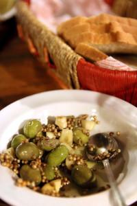 Оливки в Neromilos