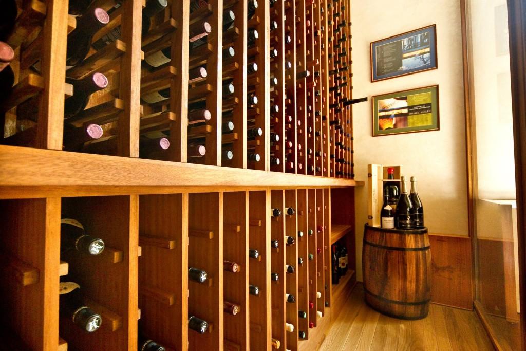 Винотека в The Garden