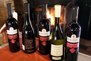 Вино в ресторане «Тифлис»